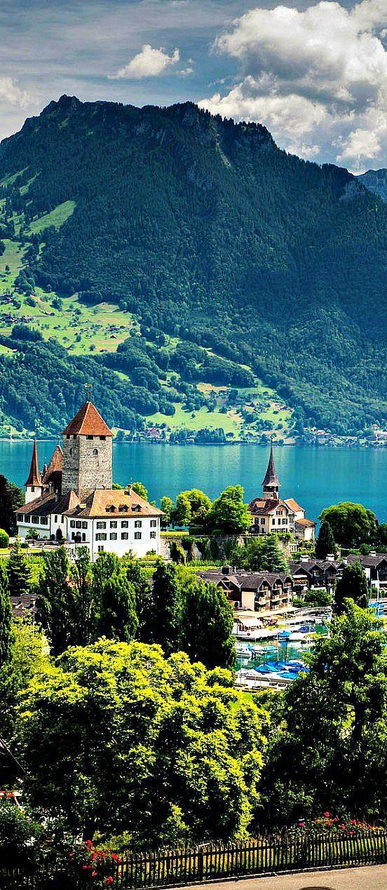 Lake Thun, Switzerland:
