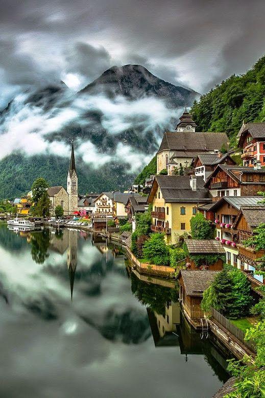 Hallstatt, Austria: