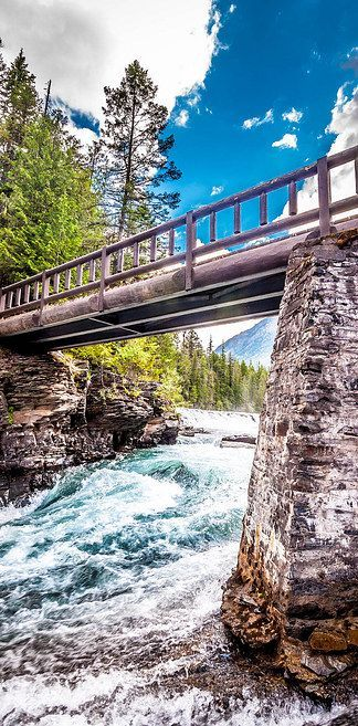 Glacier National Park, Montana | 27 Underrated U.S. Vacation Spots You Should Visit Before You Die: