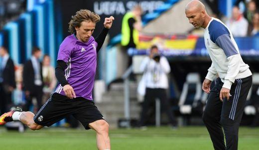 Gabi. Luka Modric Hay Nhất Real: