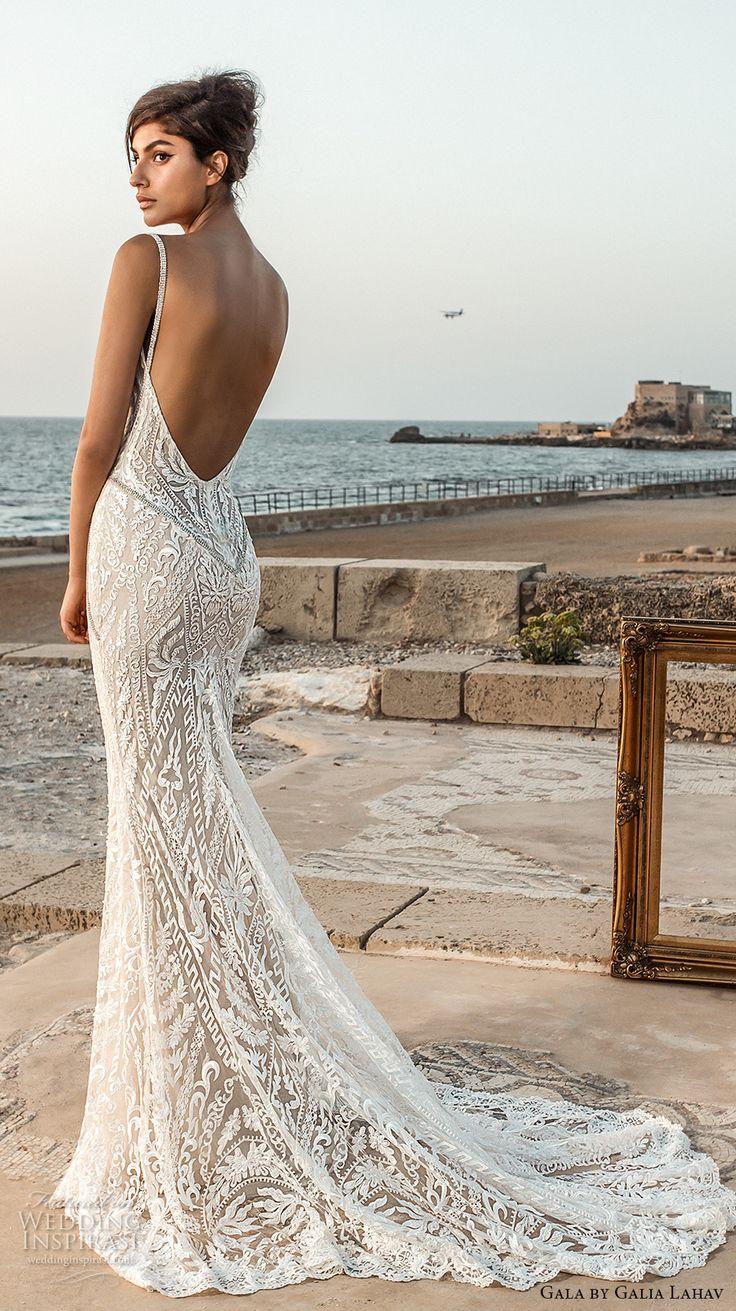 dress ideas plunge wedding dress Gala by Galia Lahav Wedding Dresses Bridal Collection no III