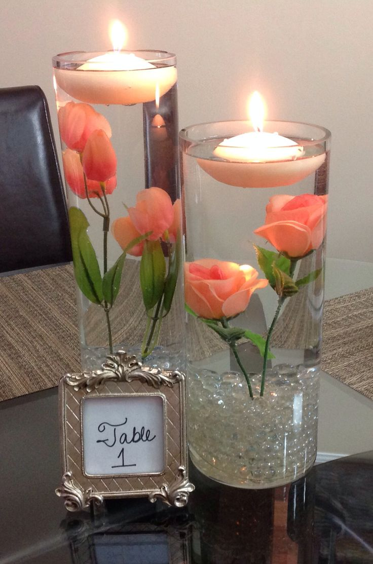 diy wedding centerpieces wedding centerpieces ideas Find this Pin and more on wedding centerpieces