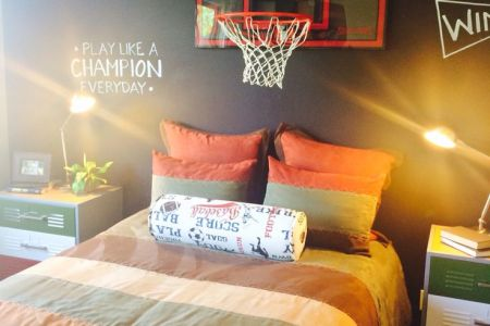 25 best ideas about boys basketball room on pinterest