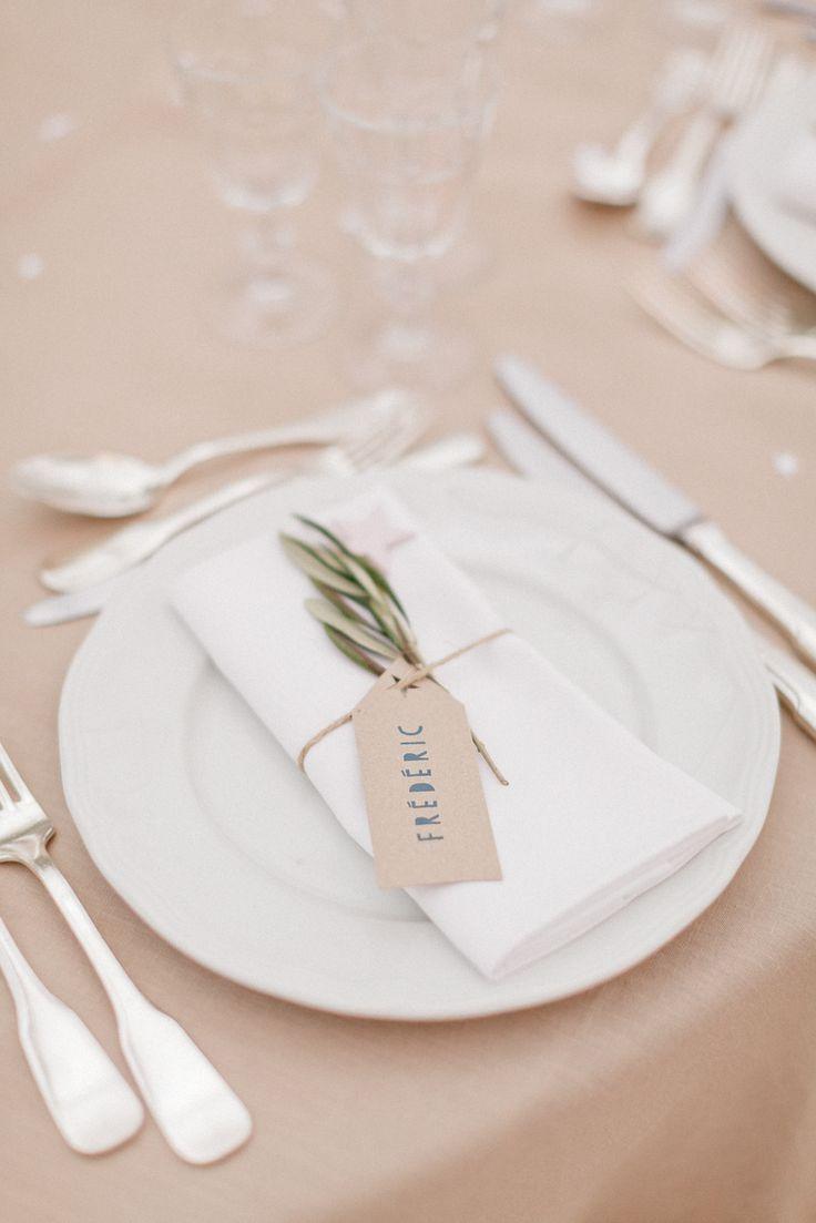 wedding napkins napkins for wedding Le Grand Banc Provence Wedding