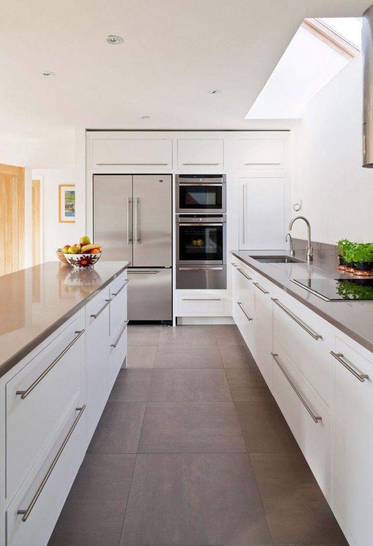 modern kitchen ideas white cabinets white kitchen ideas Modern Kitchen Ideas White Cabinets