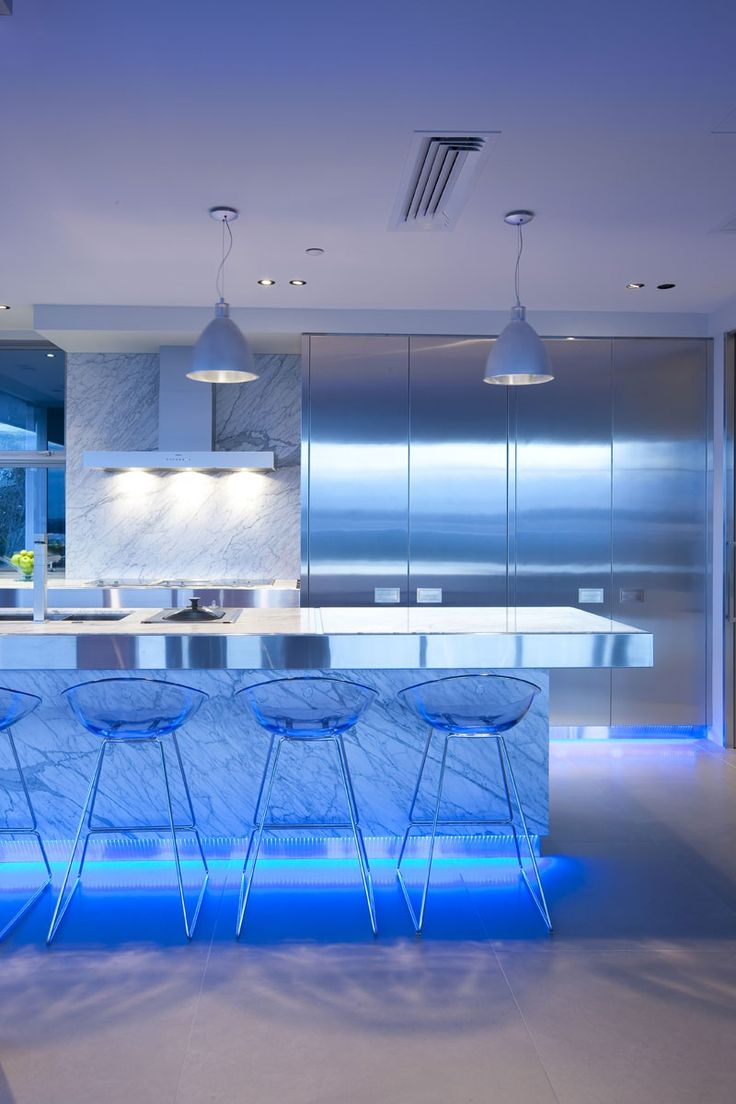 led lights led lights for kitchen The impact of custom LED lighting cannot be overstated http www