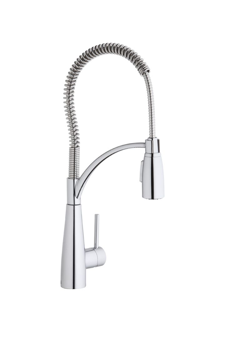 Ultra Modern Kitchen Faucets ▻ kitchen faucet : centered high end kitchen faucets touchless