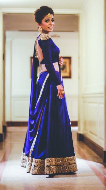 indian reception dress reception wedding dresses Blue Indian wedding dress Indian wedding reception dress