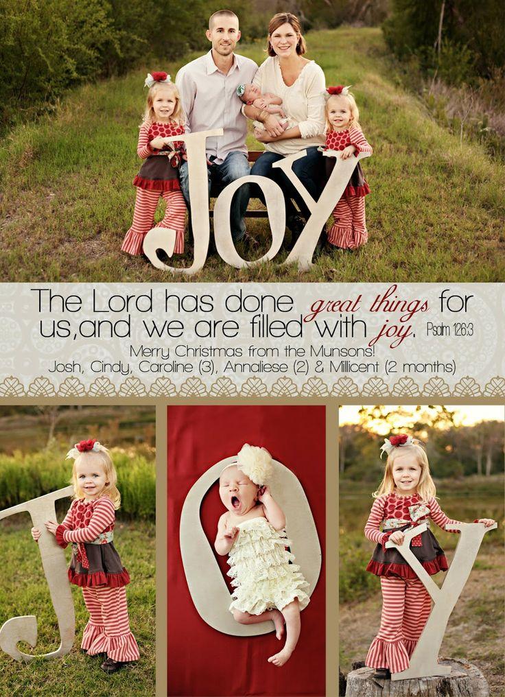 JOY! Photo Session Ideas | Props | Prop | Child Photography | Clothing Inspirati