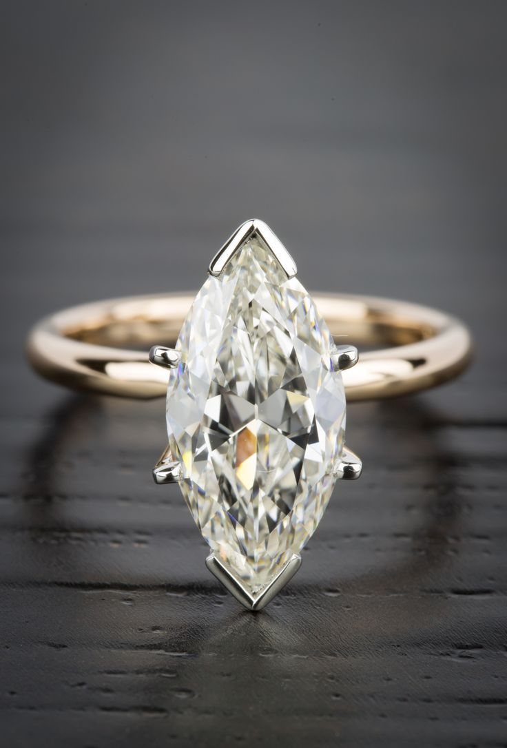 marquise engagement rings wedding ring 25 Best Ideas about Marquise Engagement Rings on Pinterest Marquise cut diamond ring Marquise ring and Marquise cut