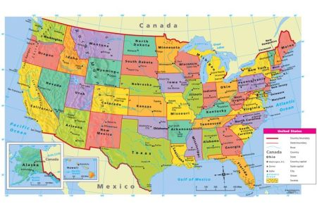 map of the united states google search | school