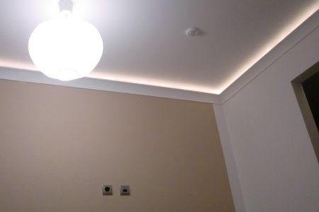 wohnzimmer deckenbeleuchtung indirekt dumss.com