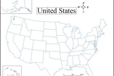 printable us map | printable map of usa map of united