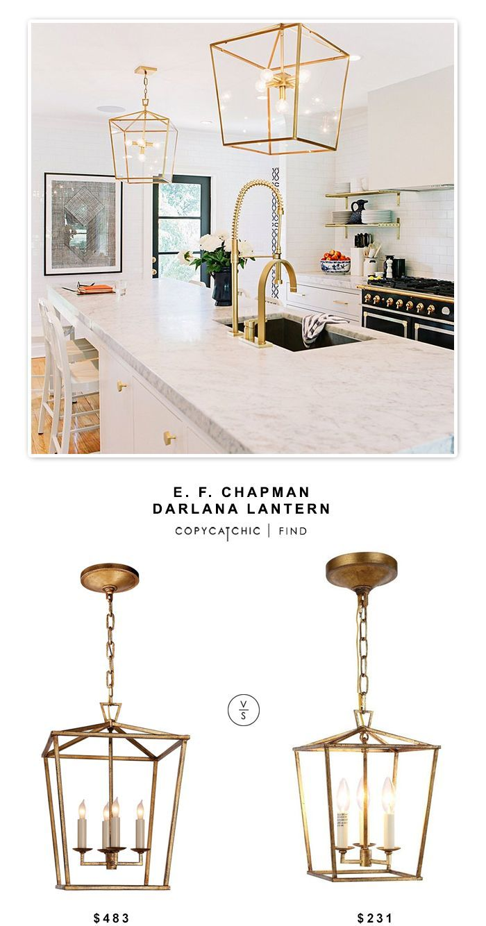 circa lighting kitchen lantern lights Circa Lighting E F Chapman Darlana Lantern vs homedepot Denmark Golden Iron Pendant