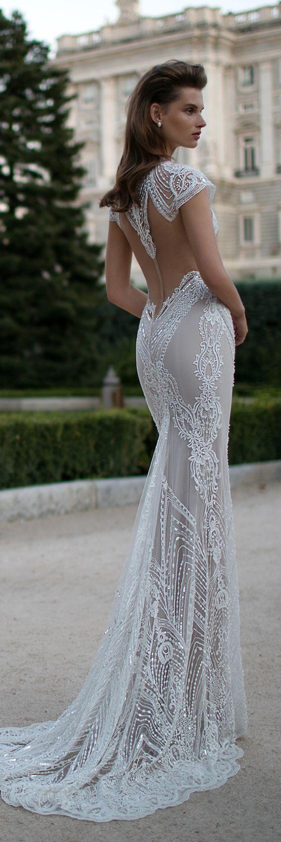 wedding dress gallery vintage lace wedding dress Vintage Lace Wedding Dress by Berta Spring