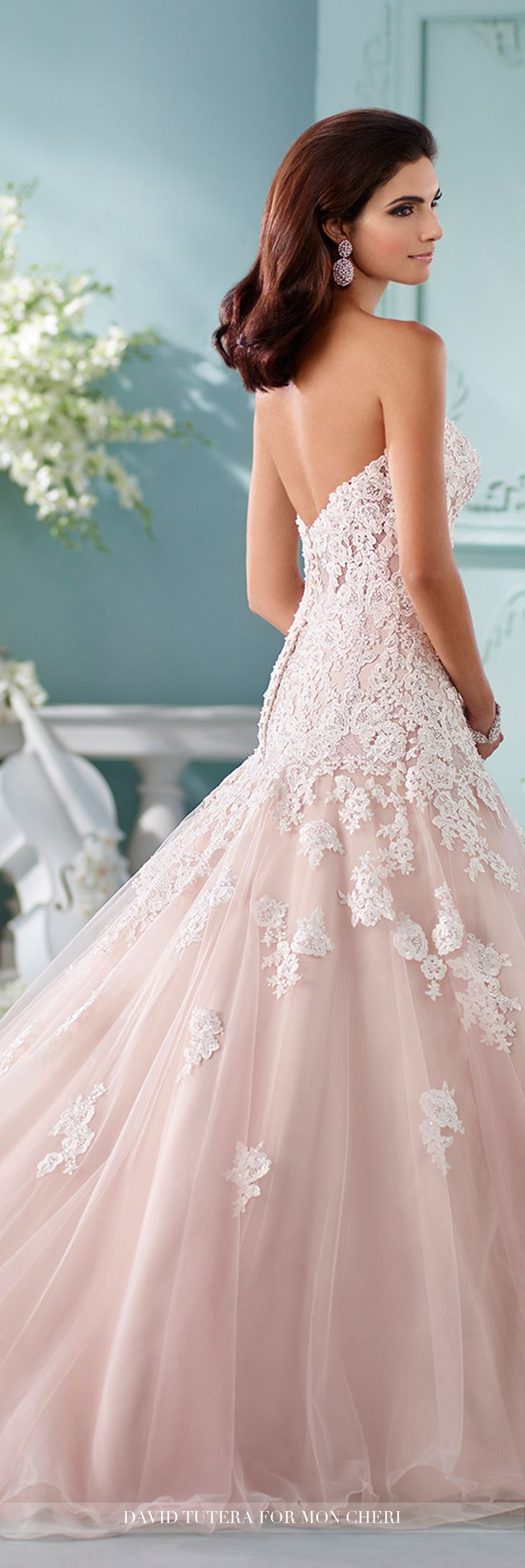 pink wedding dresses fuchsia wedding dress 25 Best Ideas about Pink Wedding Dresses on Pinterest Princess gowns Fancy gowns and Princess dresses