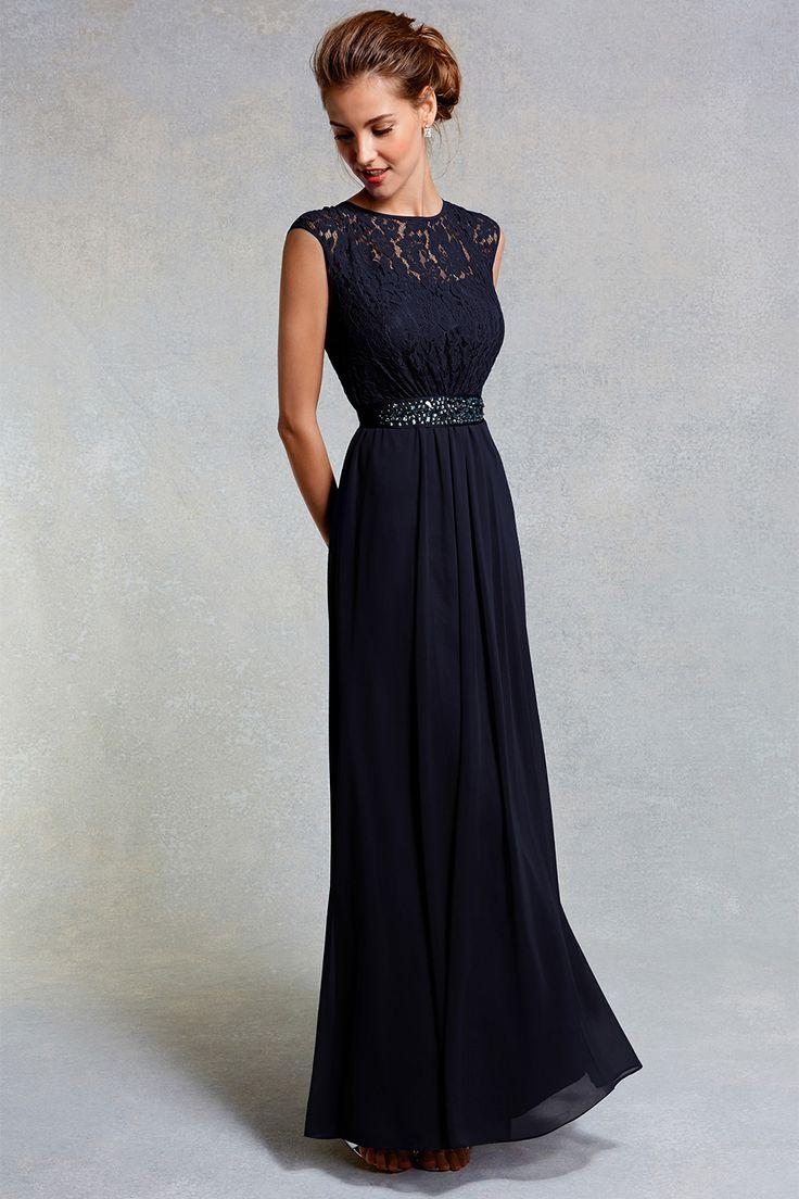 navy maxi dresses navy dresses for weddings Navy Dresses Blues LORI LEE LACE MAXI DRESS Coast Stores Limited