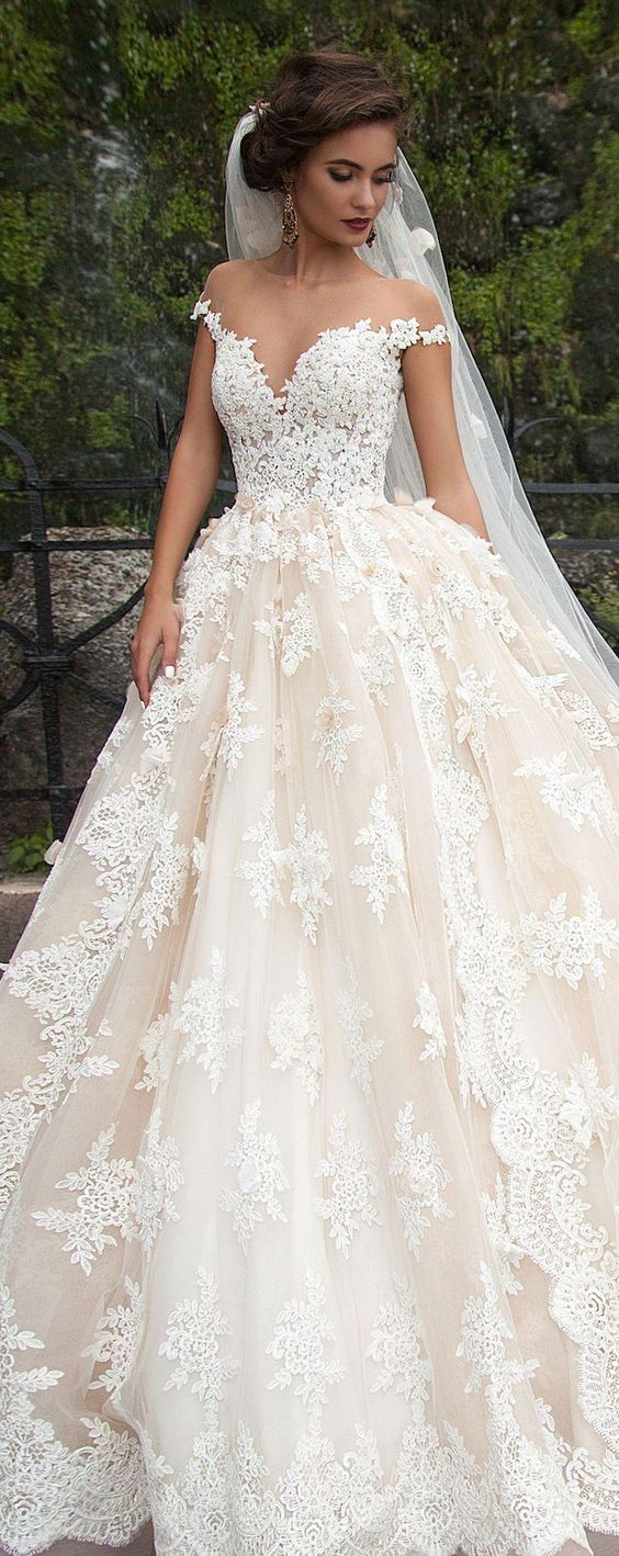 pretty wedding dresses pics of wedding dresses Wedding Dress Inspiration