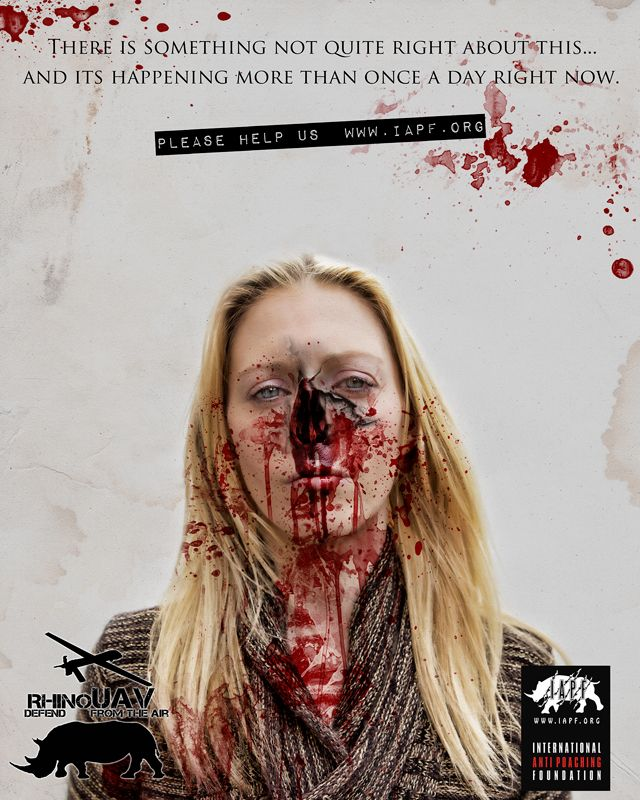 Poster do filme Untitled Animal Poaching Project