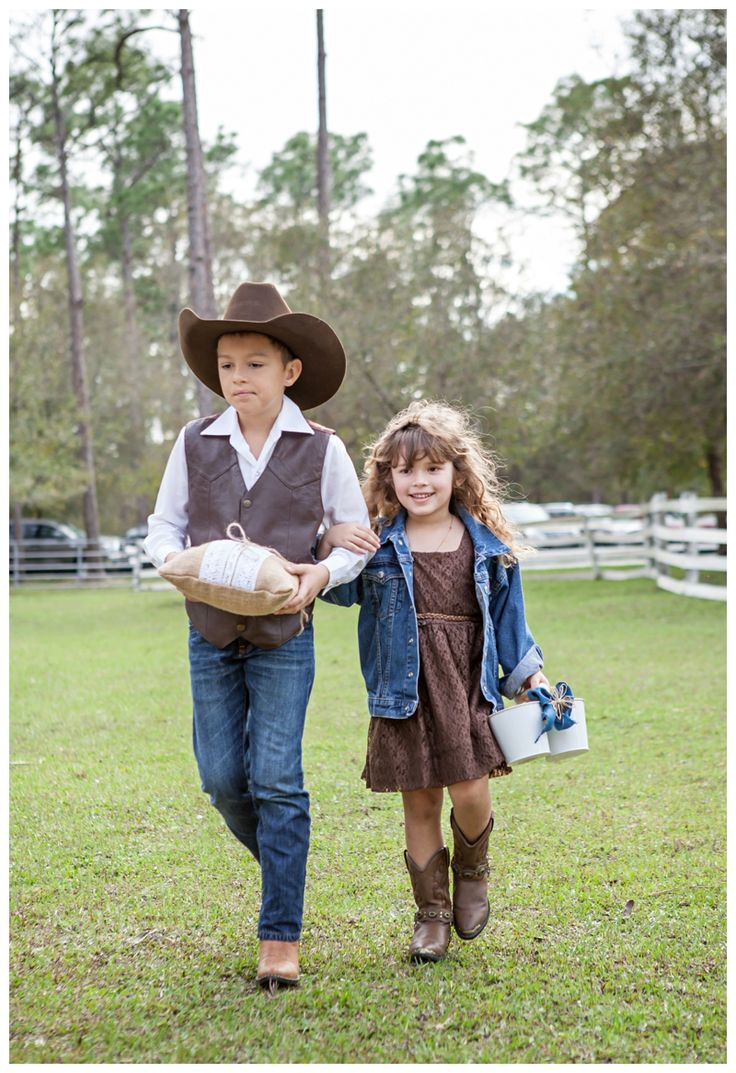 country wedding rings country wedding bands Country Wedding Ring Bearer Flower Girl Flower Girl rocking http