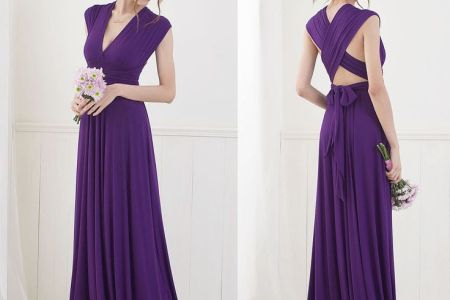 2ab7fe9a45ad27e09df090a5452c2999 infinity dress styles back dresses