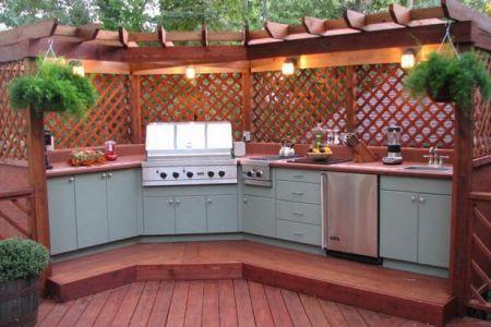 diy outdoor kitchen plans free | outdoor kitchen