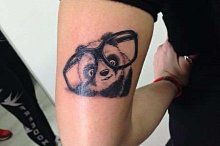 33915435ebeb7e6d1a0011ba39ba3248 panda tatoo panda tattoo design