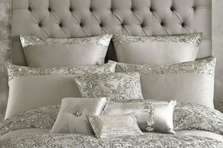 25 best ideas about silver bedroom decor on pinterest