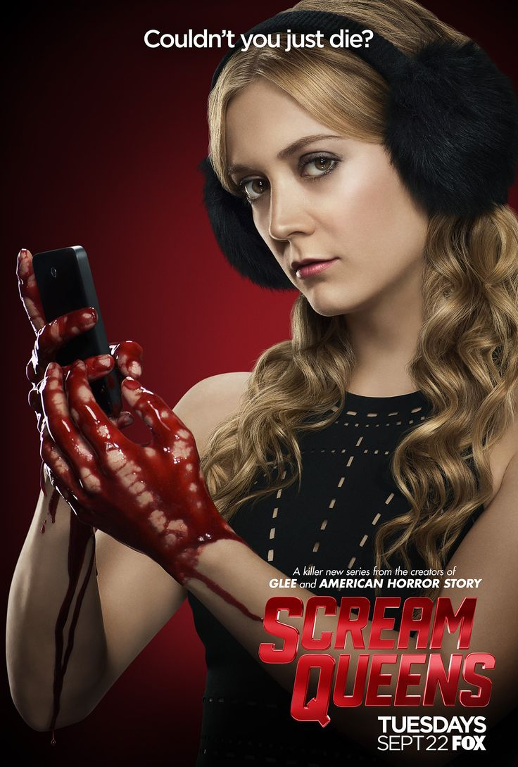 Poster do filme 3 Scream Queens