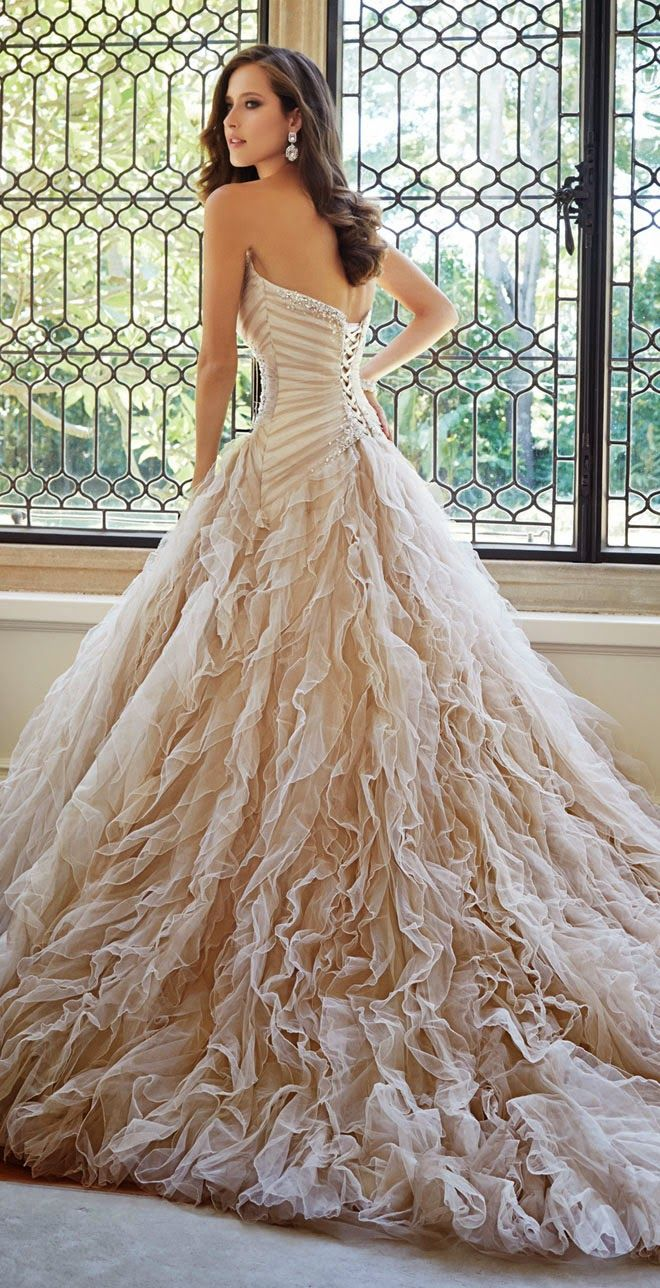 wedding dresses amazing wedding dresses Sophia Tolli Fall Bridal Collection