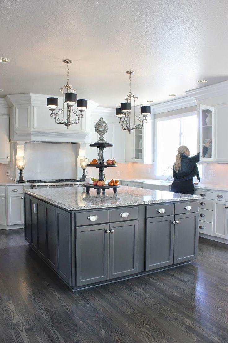 grey hardwood floors wood floor kitchen 25 best ideas about Grey Hardwood Floors on Pinterest Grey wood floors Grey flooring and Wood floor colors