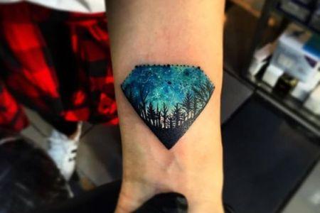 42e7ace361499e9144a69392dc0fe065 diamond tattoo designs diamond tattoos
