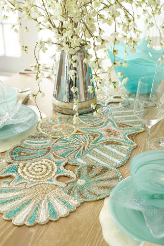 beach table settings beachy kitchen table 25 best ideas about Beach Table Settings on Pinterest White special dinner sets Special dinner sets and Faeries