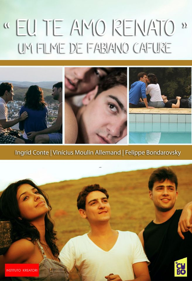 Poster do filme Eu te amo Renato
