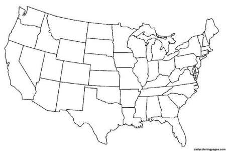 united states blank map | crafts | pinterest | maps, us