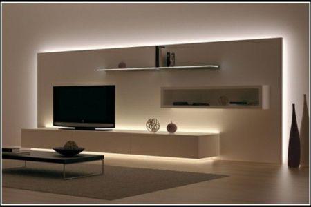 indirekte beleuchtung wohnzimmer ideen | wohnzimmer