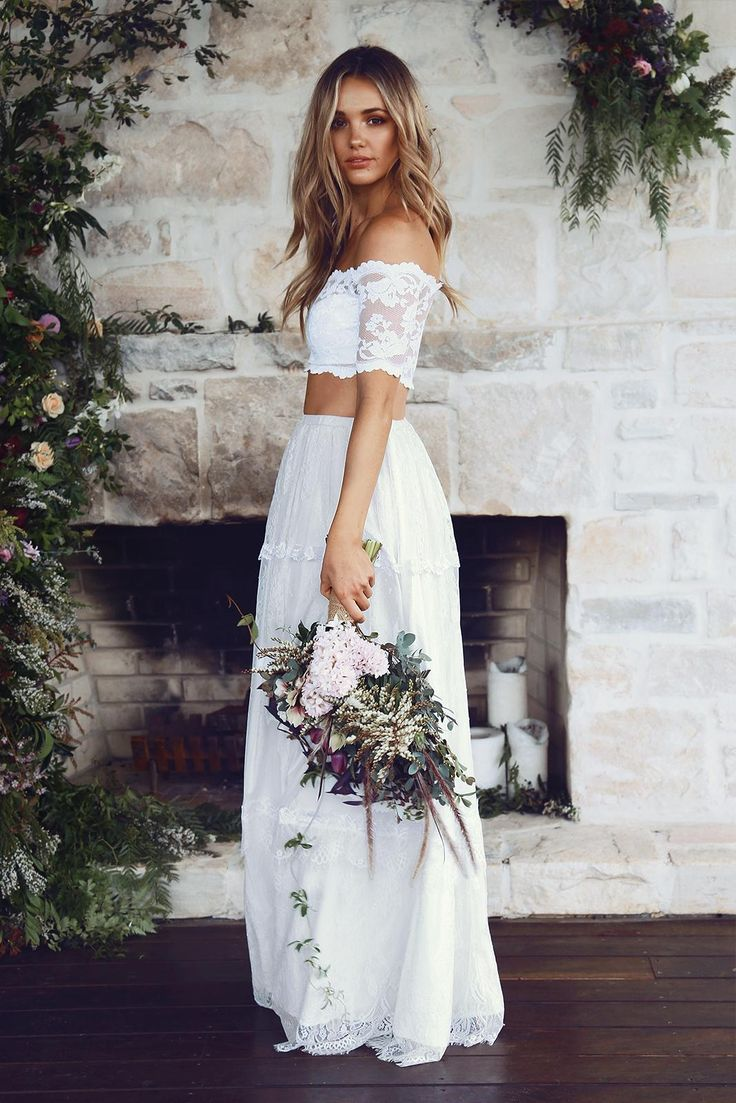 grace loves lace cheap boho wedding dresses Find this Pin and more on Spring Summer Looks Inspiration For A Bohemian Wedding