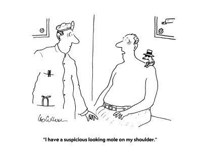 skin cancer comic