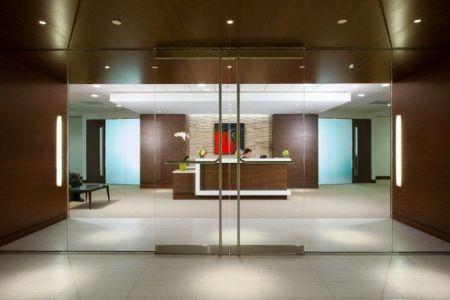 elegant corporate office interior design | corporate