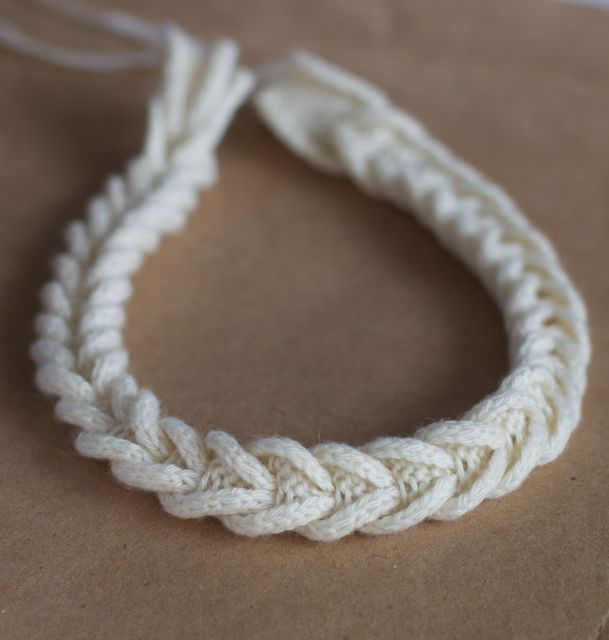 Jewelry Knitting Patterns In the Loop Knitting