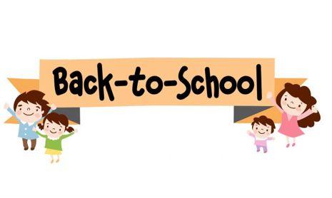 Back To School Clip Art