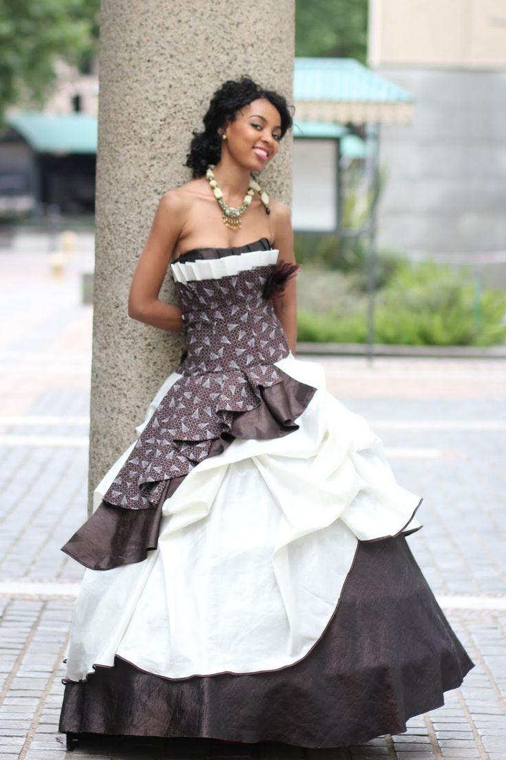 african theme weddings wedding dress com African Wedding Gallery VibrantBride com