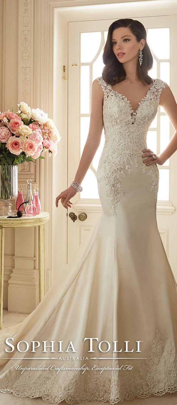 wedding dresses party wedding dresses Sophia Tolli Spring Wedding Gowns