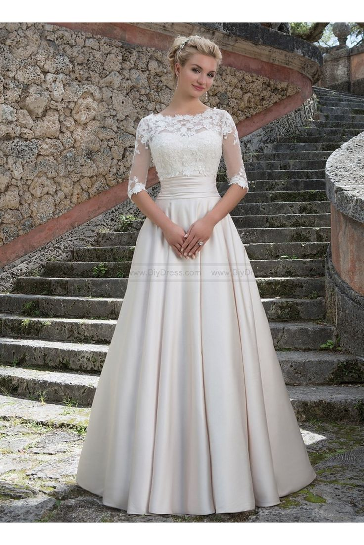 sincerity bridal wedding dresses for sale Sincerity Bridal Wedding Dresses Style Grace Kelly inspired ball gown USD 00 56
