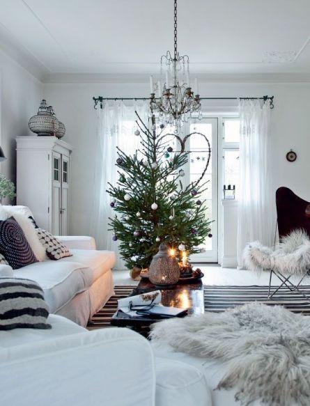 Noël au Danemark: