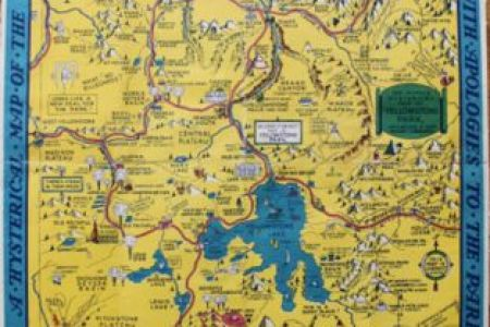 39 best images about pictorial maps on pinterest | caa