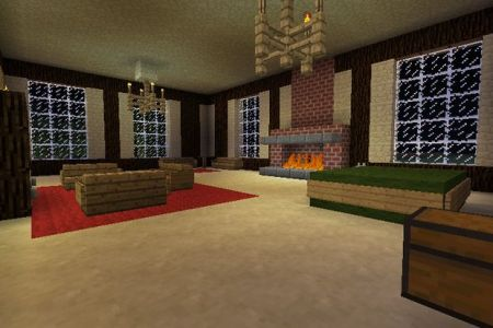 minecraft bedroom decorating ideas | minecraft bedroom