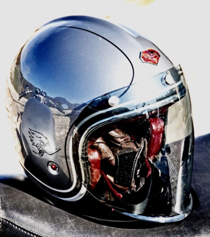 17 Best Ideas About Cafe Racer Helmet On Motorcycle