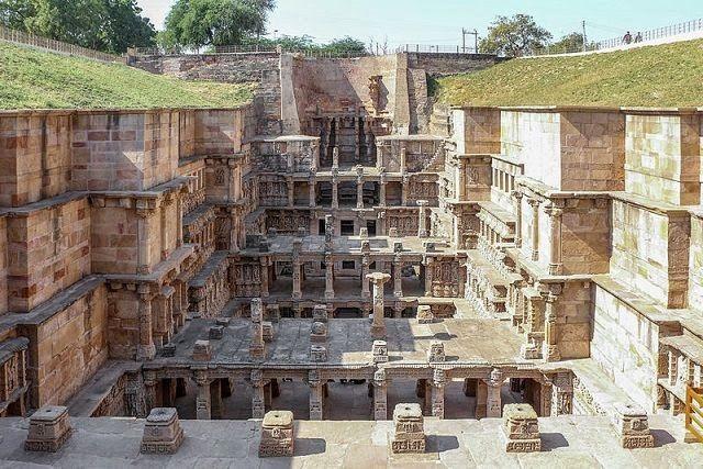 Rani ki Vav stepwell of Gujrat, India
