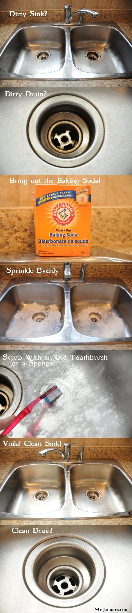 stainless steel kitchen sinks deep kitchen sinks 40 Ways To Make Your Entire Kitchen Cleaner Than It s Ever Been